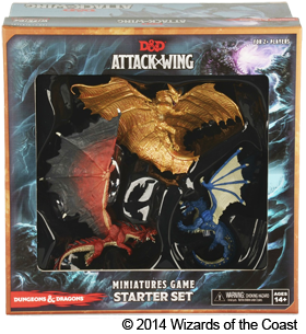 D & D: Attack Wing