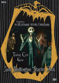 The Nightmare Before Christmas TCG